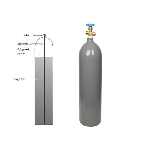 liquid siphon tube co2 tank 50 pounds