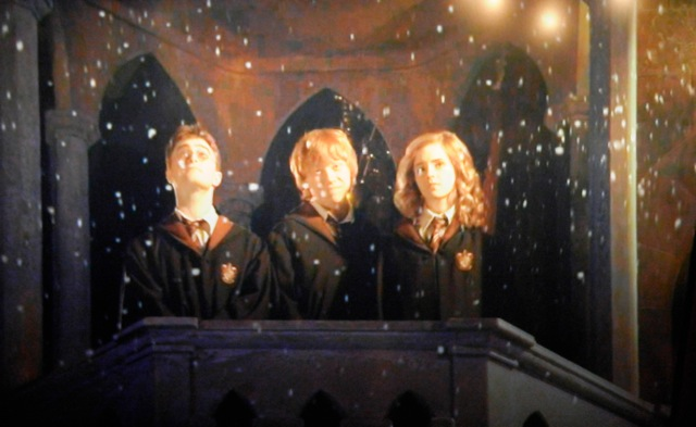 Snow Machines FX We Provided for Harry Potter Universal Studios Attraction