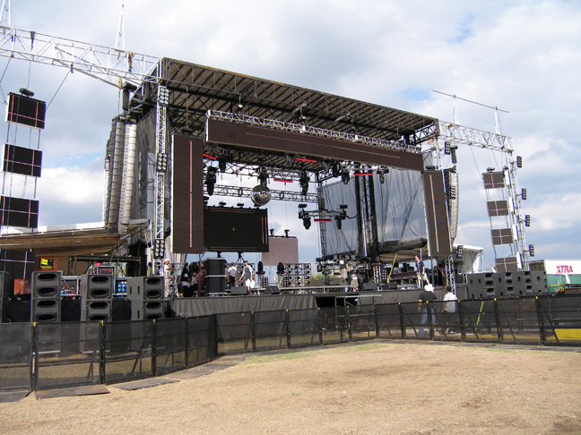 ultra music fest stage