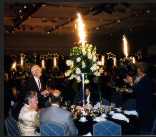 table top pyrotechnics