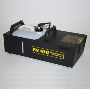 FQ 100 Smowk machine rental