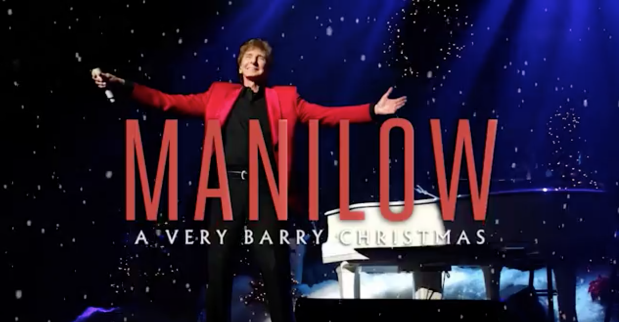 Barry Manilow to Bring 'A VERY BARRY CHRISTMAS Barry Manilow to Bring 'A VERY BARRY CHRISTMAS