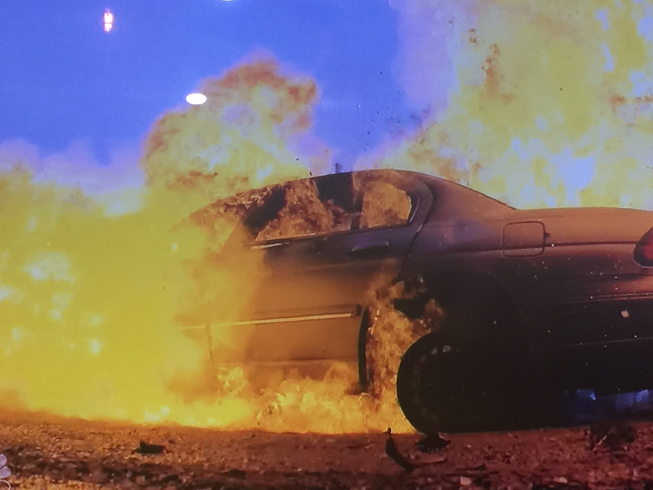 special effects floridapropane car bomb FX