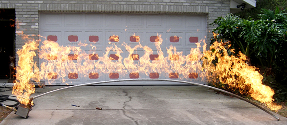 Special Effects Services Propane Flames Effects Florida