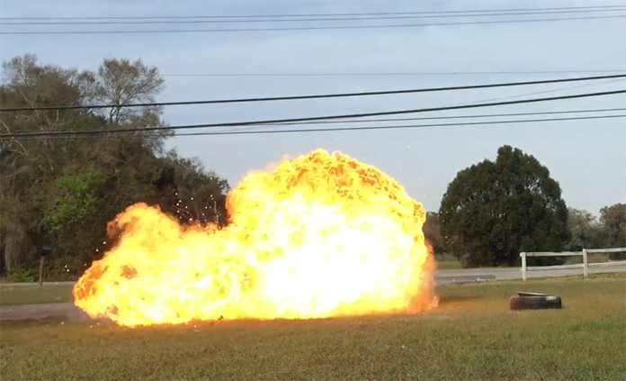 special efects movies florida hollywood move flame explosion fx