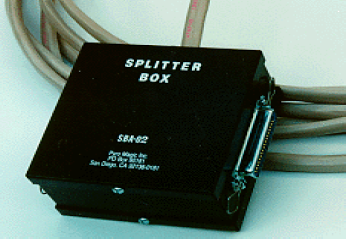 fireone splitter box