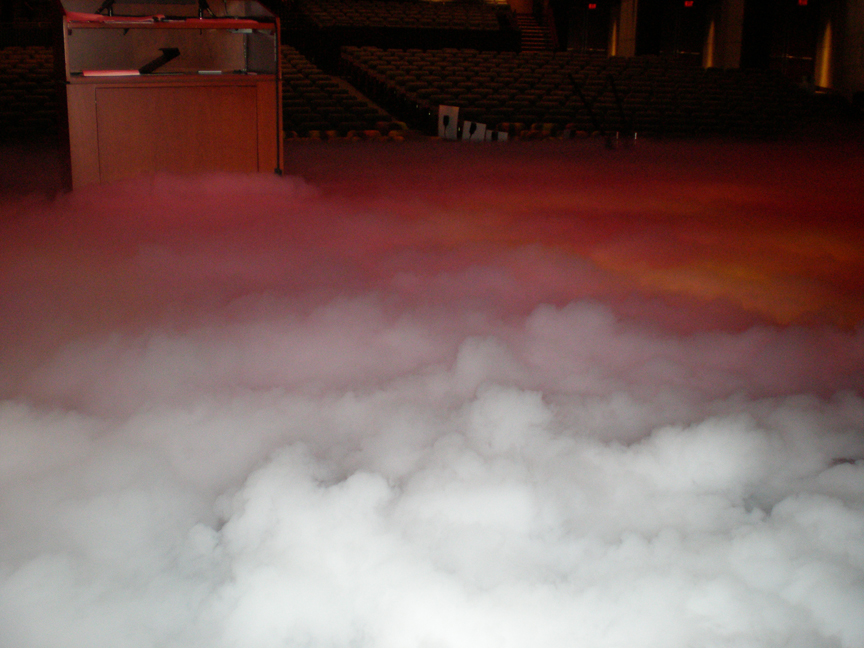 fog machine rental miami